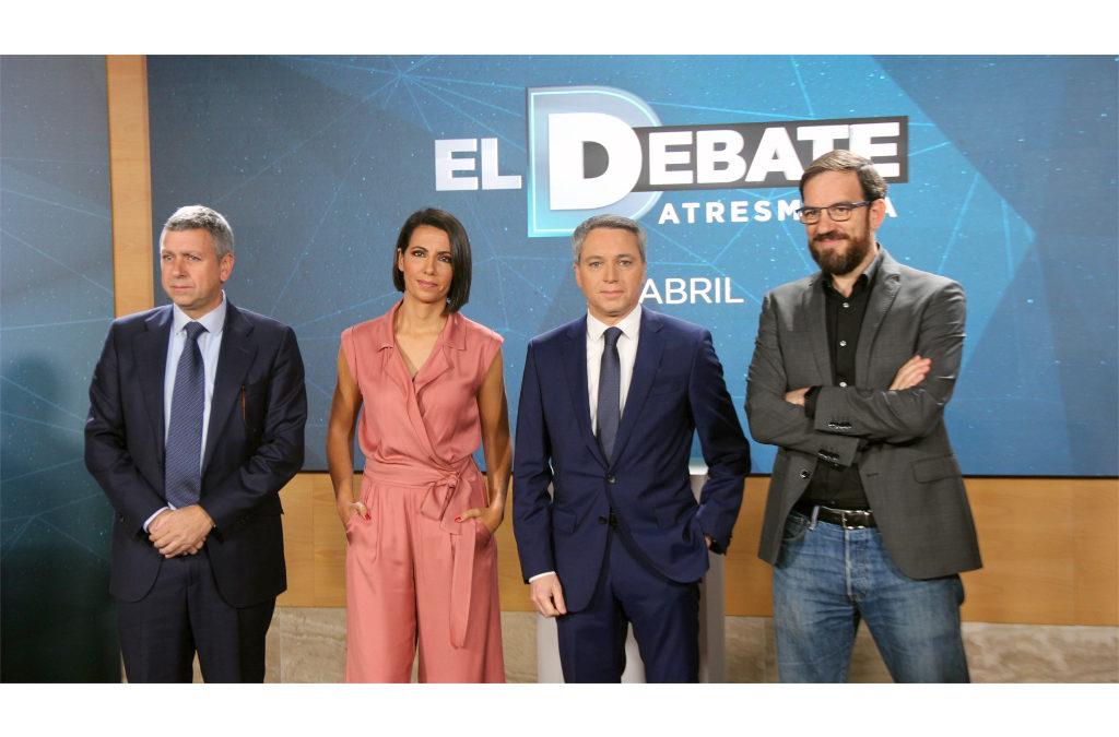 El Debate Decisivo en Atresmedia