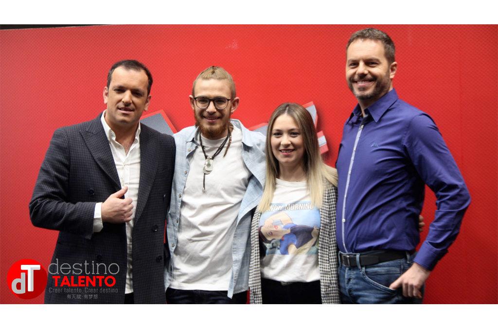 Estos son los cuatro finalistas de 'La Voz'