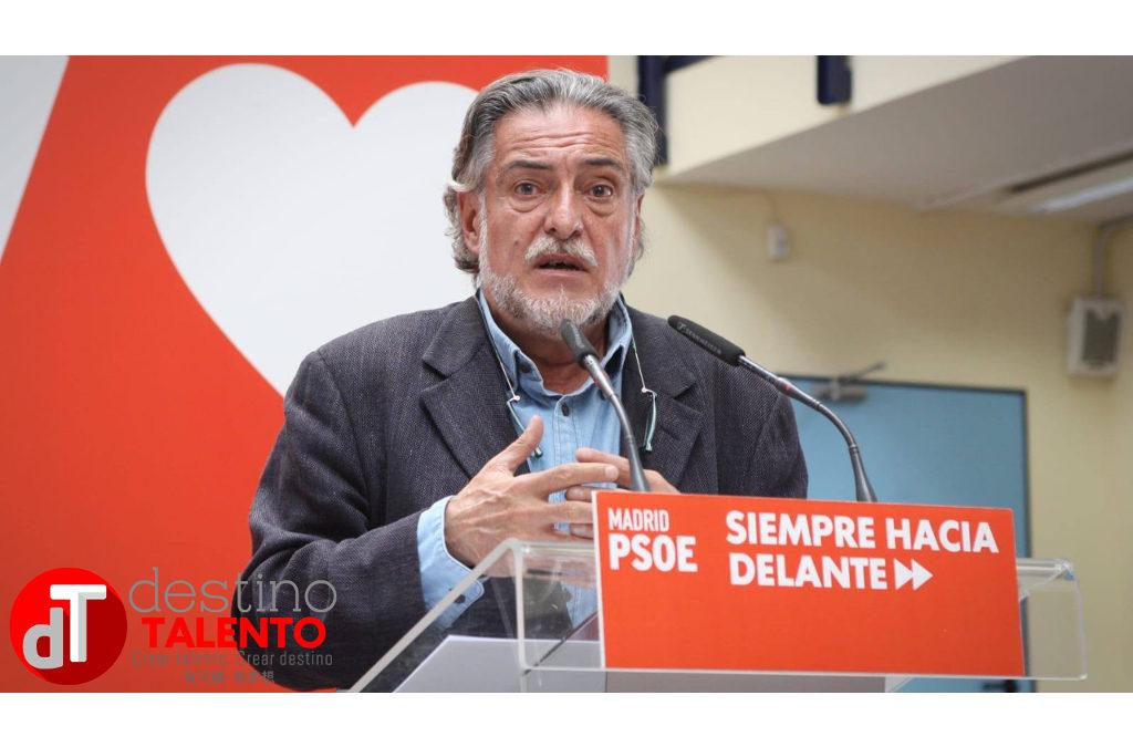 Pepu Hernández: 'Me gustaría recuperar el foco extraordinario de creación cultural y artística que fue Madrid en los años 80'