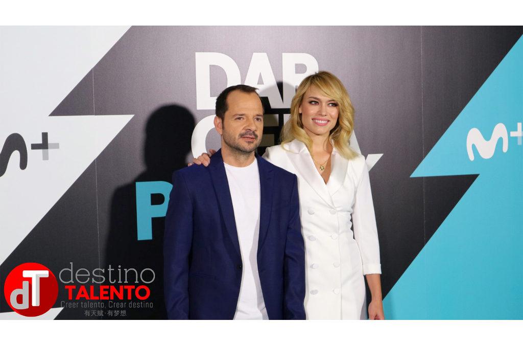 Ángel Martín y Patricia Conde vuelven para 'Dar cera, pulir #0'