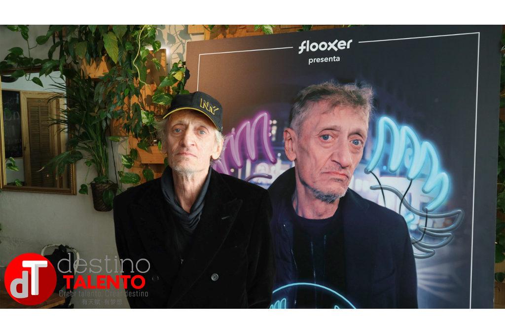 Conoce más a Enrique San Francisco en un docu-reality en Flooxer