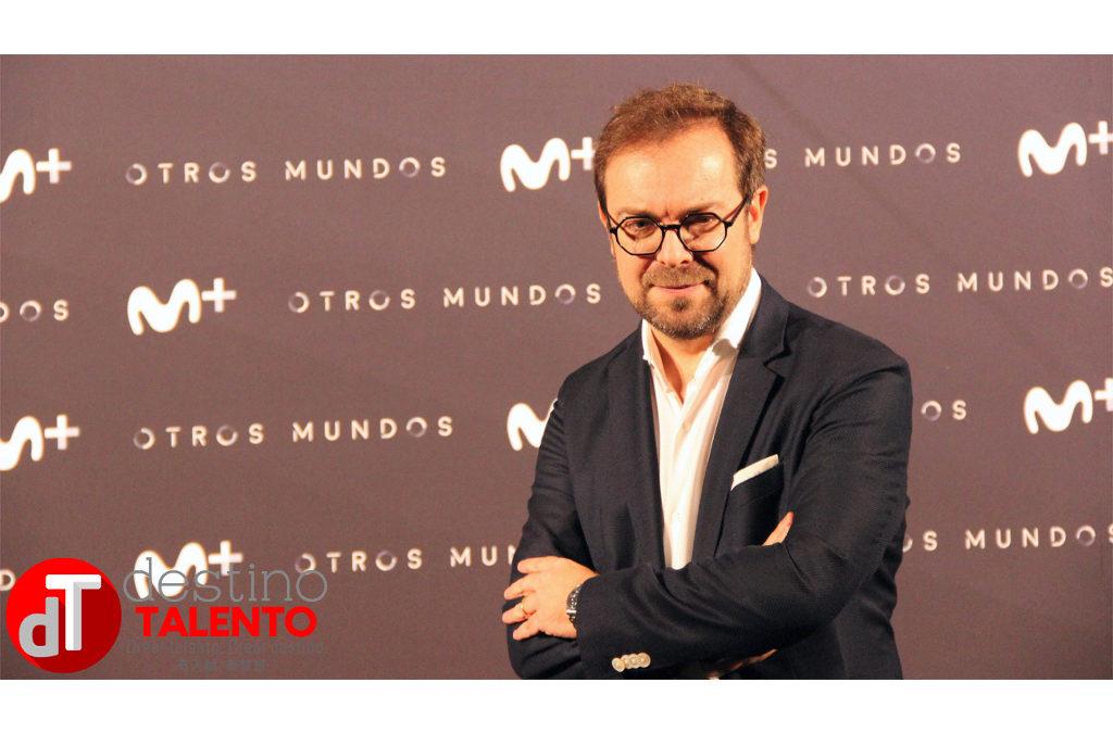 Javier Sierra: «'Otros Mundos' es una manera de observar aspectos de nuestra historia con un tratamiento especial»
