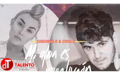 Chico Malo y Crislo unen sus voces en 'Mi alma es revolución'
