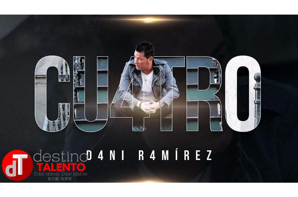 Dani Ramírez: 'Cuando acabé 'Cu4tro' pensé que iba a ser el más flojo de todos'