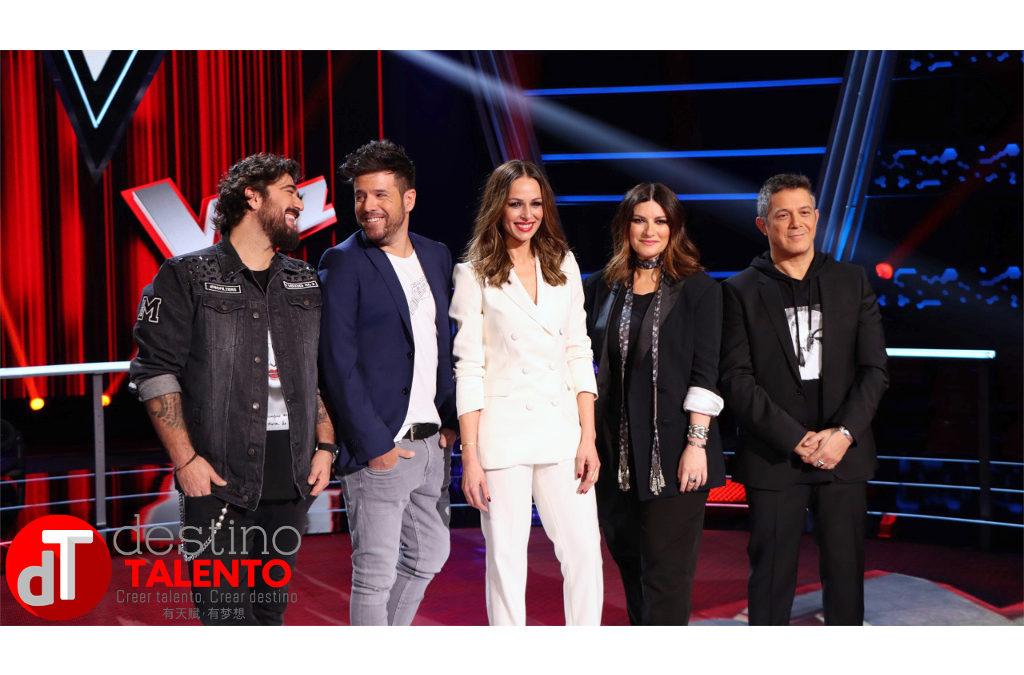 Vuelve el espectáculo en una nueva edición de 'La Voz' en Antena 3