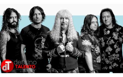 Medina Azahara: 'El rock es un sentimiento y una forma de vida'