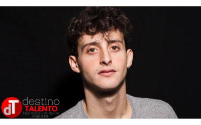 Daniel Ibáñez: 'Intento que parte de ese personaje venga conmigo para lo que pueda ofrecer al público sea honesto'