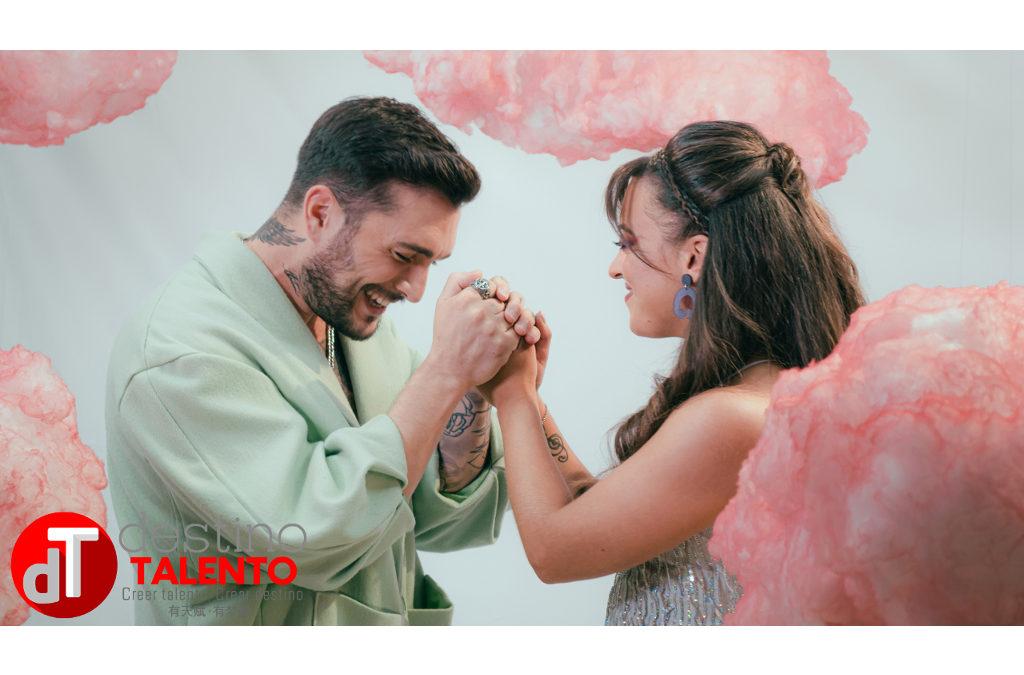 Noelia Franco y Samuel unen sus voces en 'Lo Nuestro'